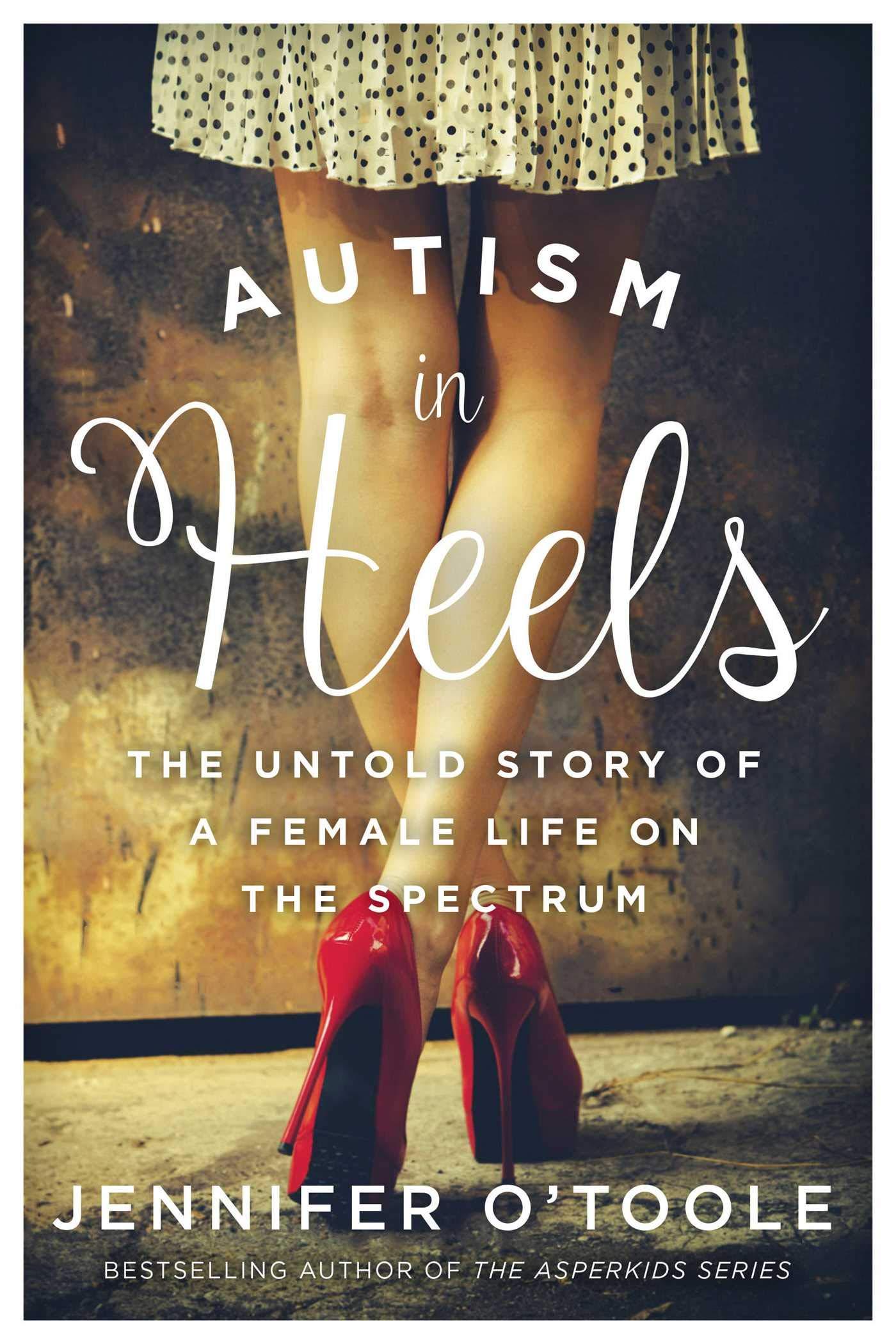 Autism Heels Untold Female Spectrum product image