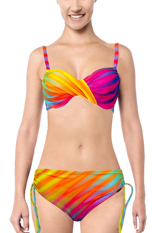 Sunflair Reifen Bikini bunt