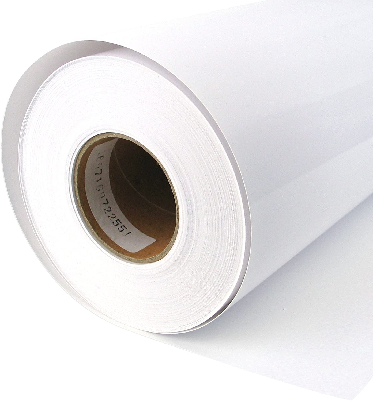 Rollo de papel fotográfico satinado para plóter e inyección de tinta, 260 g/m², 61 cm x 30 m, A1 y A2, resistente al agua, apto para tintas dye y pigmentadas: Amazon.es: Oficina
