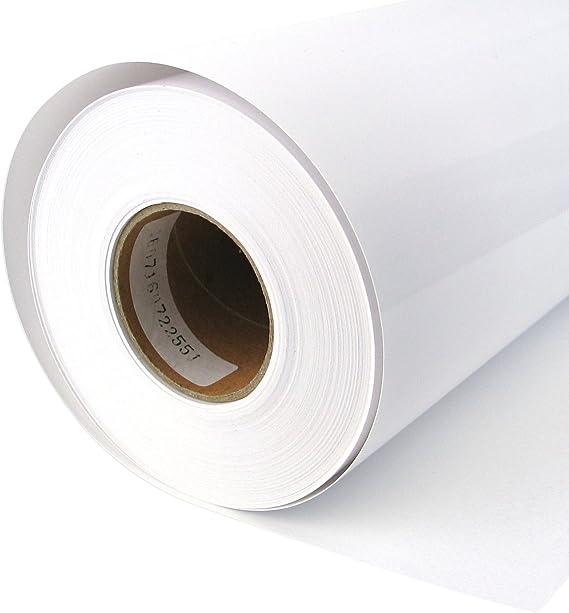 Inkjet Your Design rollo brillante papel fotográfico de papel para plóter 260 g/m², 61 cm x 30 m A1 A2 Glossy impermeable, adecuado para tintas de colores y pigmento: Amazon.es: Oficina y