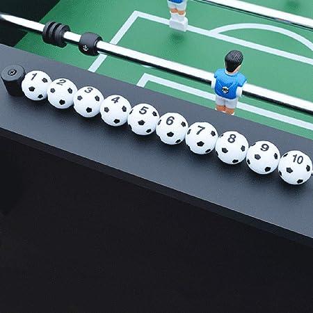 Hh001 Fútbol de Mesa Juegos de Tenis de Mesa para niños Consolas de Juegos multijugador Billar Interactivo para Adultos Máquinas de fútbol para Interiores Familia Juguetes educativos para niños: Amazon.es: Juguetes y