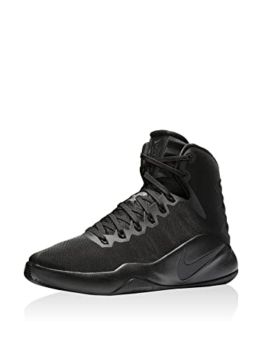 buy popular 1cebb 8381c Nike Mens Hyperdunk 2016 Shoes Black Anthracite Volt Size 9.5