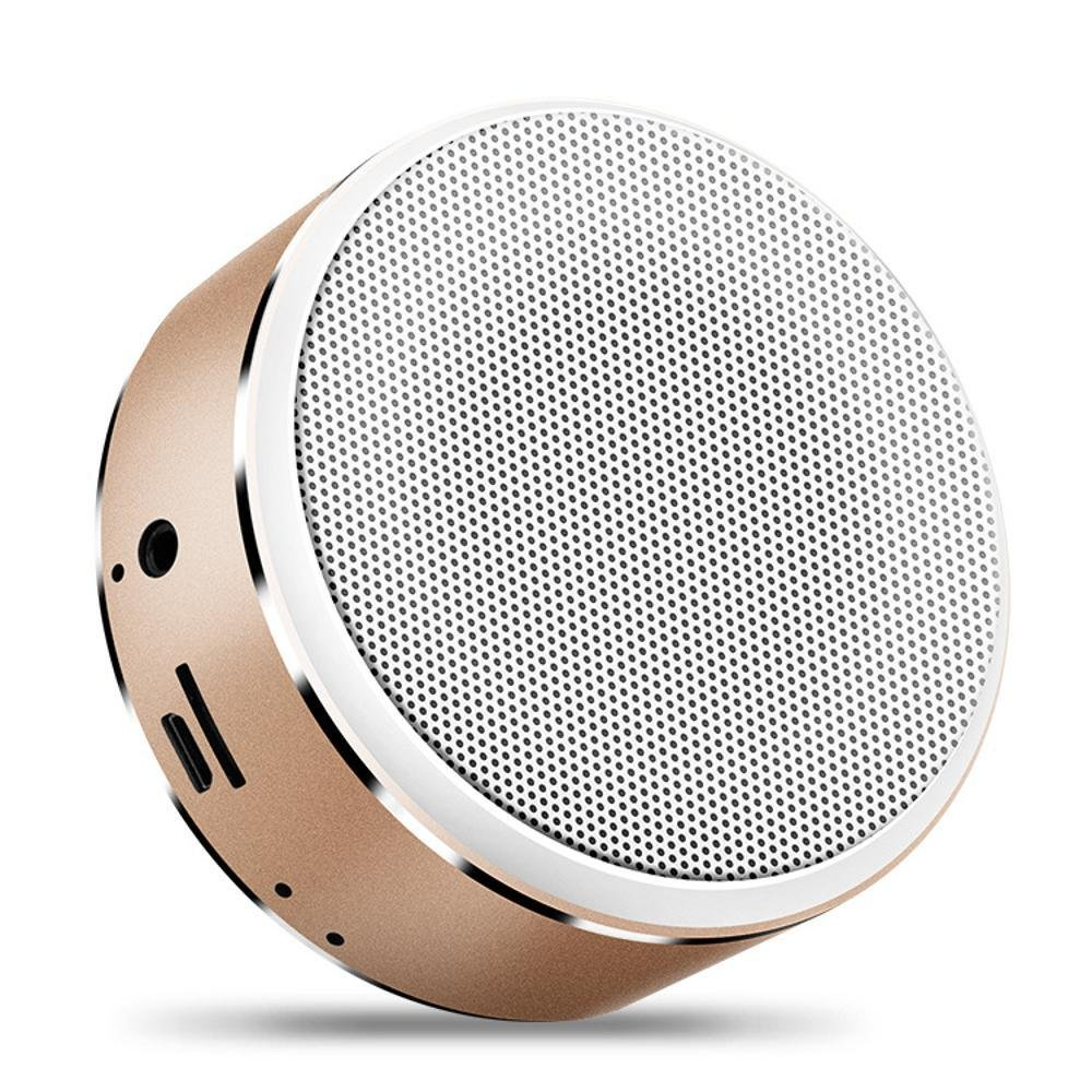 Kaxima Wireless Bluetooth Speaker Outdoor Mini touch Screen support card