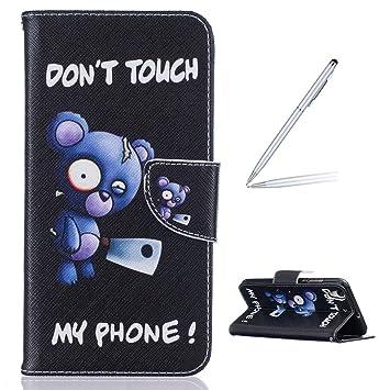 Trumpshop Smartphone Carcasa Funda Protección para Huawei Y6 II + ...