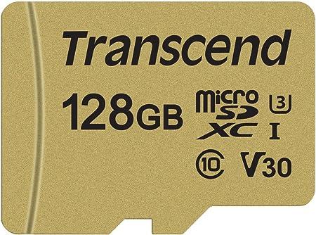 Transcend Ultra Highspeed 128gb Micro Sdxc Computer Zubehör