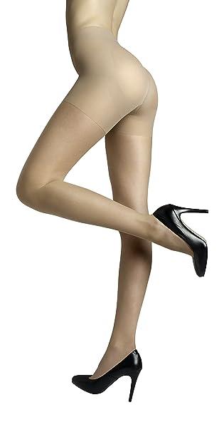 Il miglior posto genuino corrispondenza di colore Confortevoli Collant Modellanti Donna Appiattisce Vita 30 ...