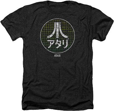 Japanese Grid Adult Tank Top Atari