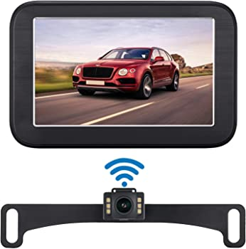 iStrong Backup Camera Wireless 5