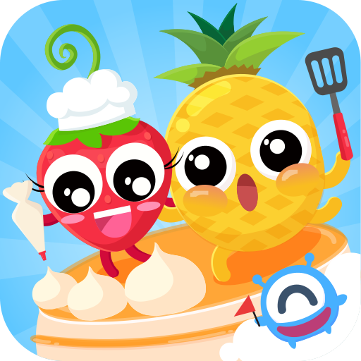 Candy Fruits Splash Juice  Cooking Game for Kids Girl (Alphabet Juice)