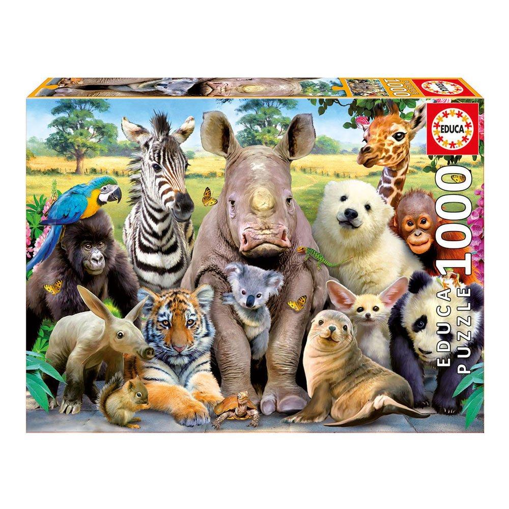 Puzzles Educa Foto de clase puzzle de piezas