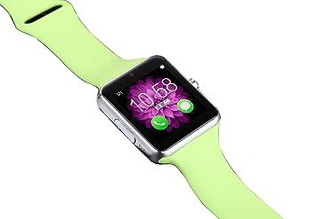 BYD Smart Bluetooth reloj Q7s Smartwatch para del iPhone ...