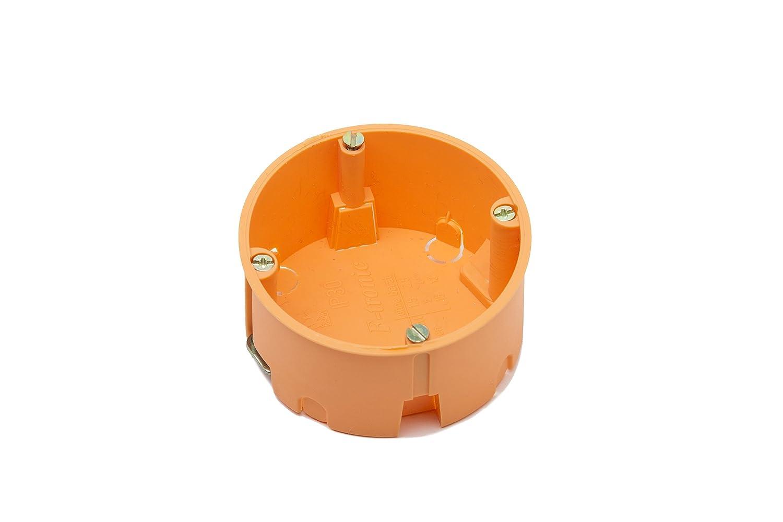 Bevorzugt 10 Stück Hohlwanddosen extra flach Höhe 35mm , Durchmesser 68mm PQ48