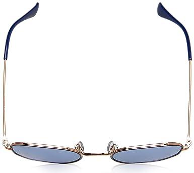 3851189eca Amazon.com  Ray-Ban Junior Kids  0rj9541sn264 1u44junior Hexagonal Non-Polarized  Iridium Square Sunglasses