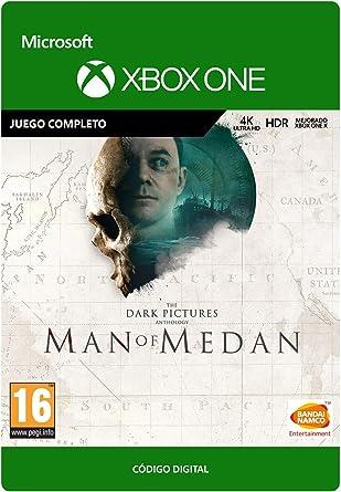 The Dark Pictures Anthology: Man of Medan - Xbox One - Código de ...