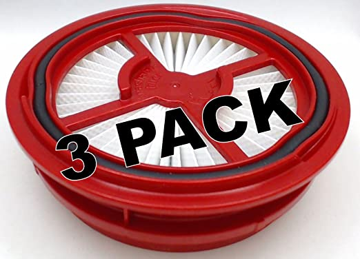 Bissell Symphony Vacuum Filter Pack