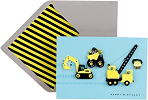 Hallmark Signature Birthday Card (Loads of Birthday Fun)