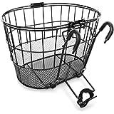 Colorbasket Mesh Bottom Lift-Off Bike Basket