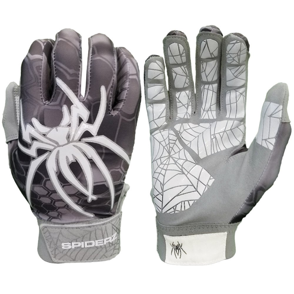 Spiderz Lite Batting Gloves with Enhanced Silicon Spider Webグリップ B077J5VTGY Adult Small|RAID RAID Adult Small