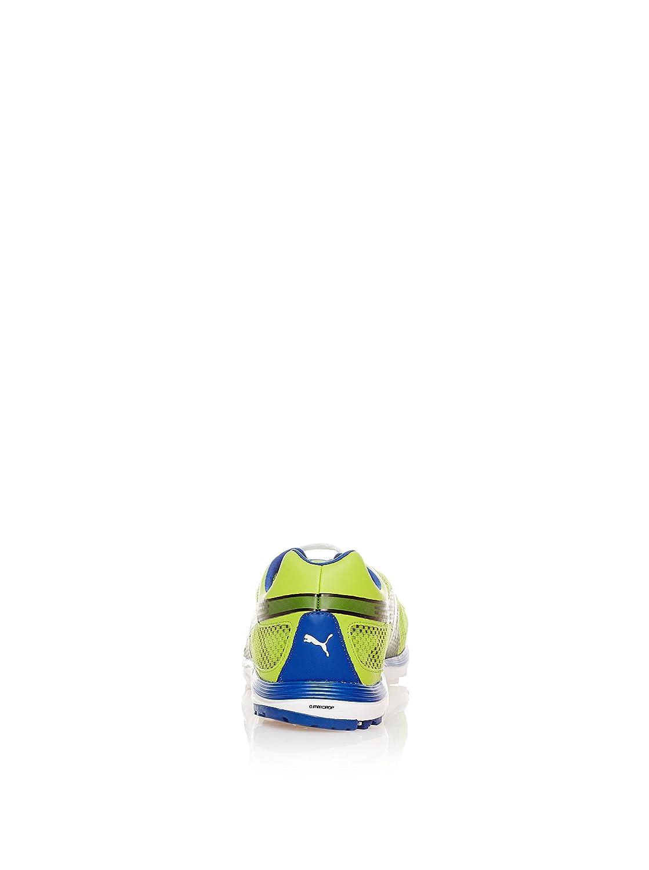 e79c30d9e16 Puma Faas Lite Mesh golf shoes Lime Green   Monaco  Amazon.co.uk  Shoes    Bags