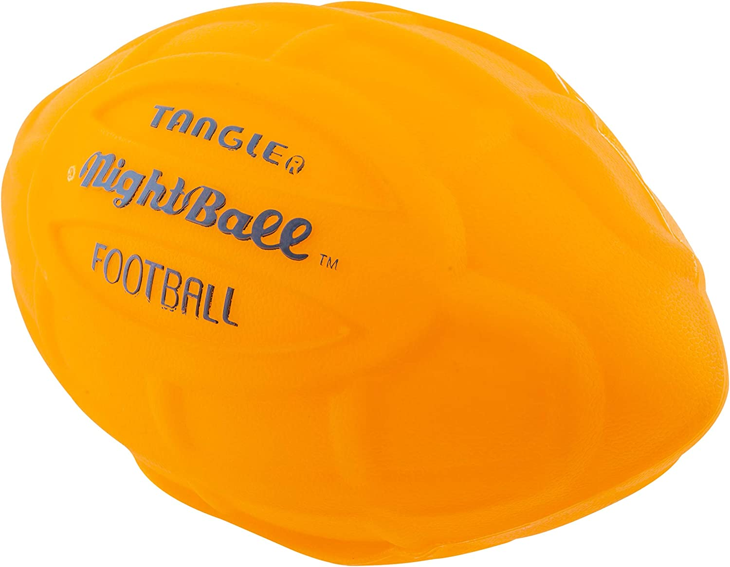 Tangle Nightball Light Up Football Yellow