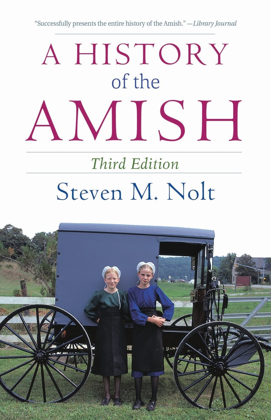history of the amish revised and updated steven m nolt history of the amish revised and updated steven m nolt 9781561483938 com books