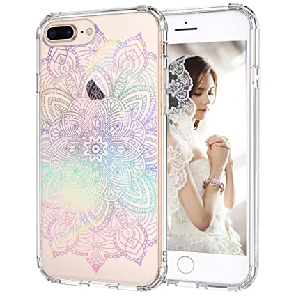 Iphone 8 Plus Case Iphone 7 Plus Clear Case Mosnovo Amazon In