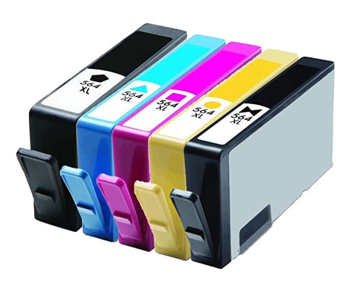 ocproducts refilled HP 564 X L Cartuchos de tinta de ...