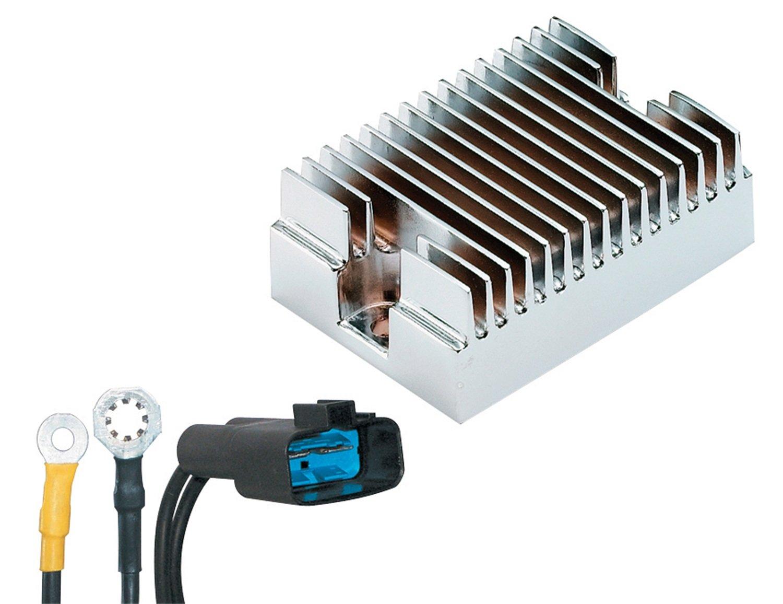 ACCEL 201124C Chrome Hybrid Design Voltage Regulator ACC 201124C