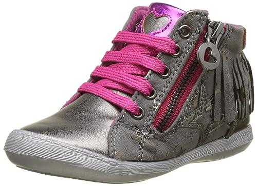 Agatha Ruiz de la Prada 171961, Botines para Niñas, Gris (Grey Curty) 28 EU: Amazon.es: Zapatos y complementos