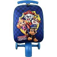 ATM Kid's Paw Patrol Boy Blue Scootie Luggage