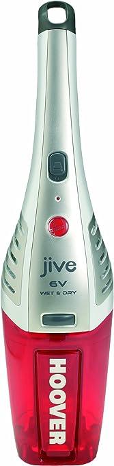 10 min autonom/ía Blanco 73 Decibelios Bater/ía NiMh 3,6 V 0.3 litros Hoover Jive SJ36DWV6 Dry Aspirador de mano para s/ólidos
