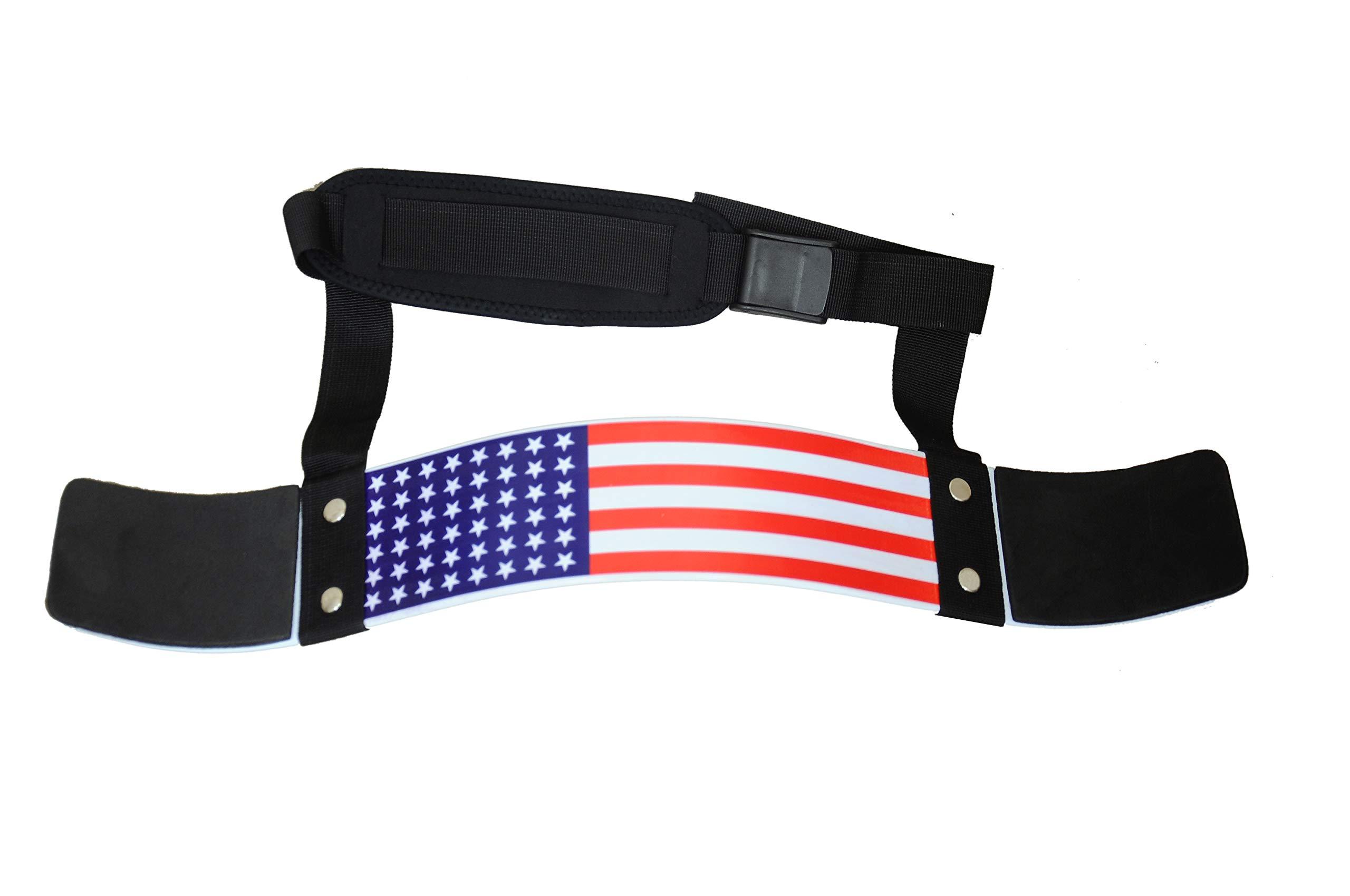 RAD Arm Blaster Body Building Bomber Bicep Curl Triceps Muscle Builder (American)
