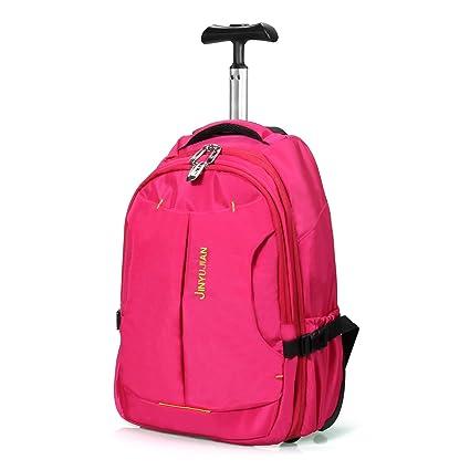e7ccb11c3417 19 TSA Checkpoint Friendly Wheeled Backpack