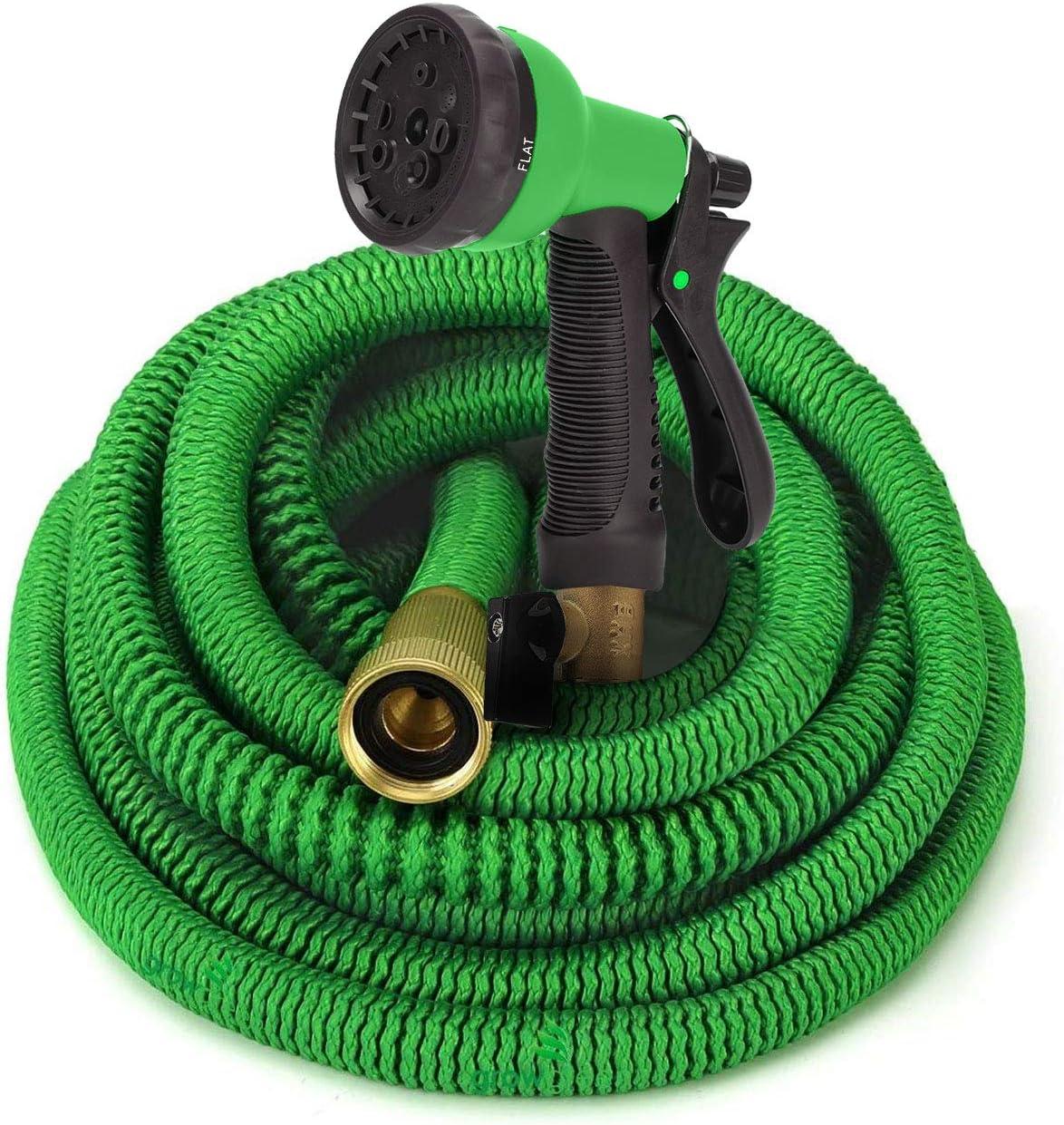 Best for carpeting gardens: GrowGreen Garden Hose