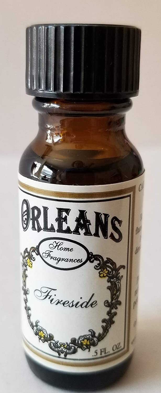 Orleans Home Fragrances Essential Oil 1/2oz - Fireside