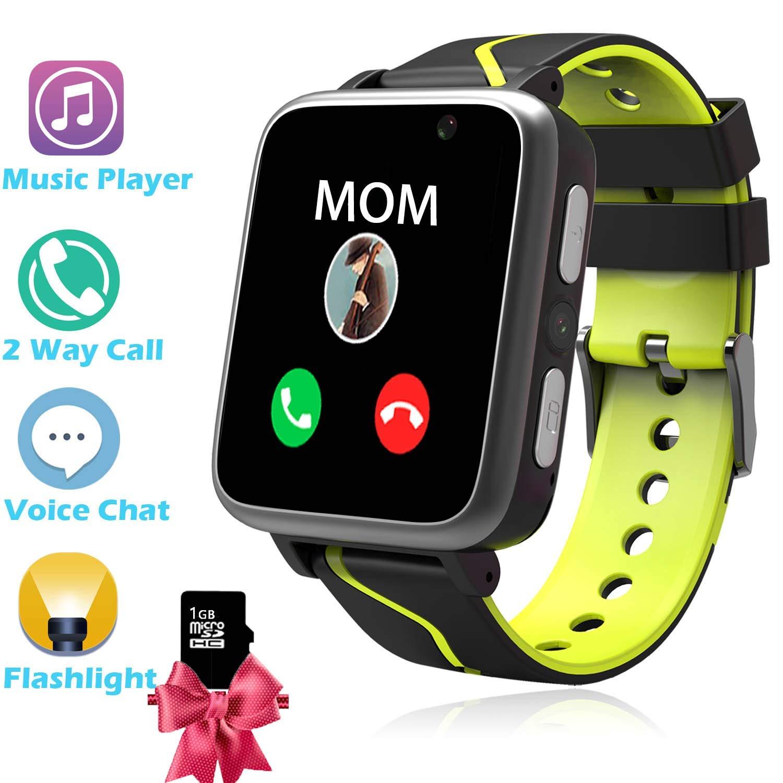 Reloj Inteligente Ninos con Musica MP3: Amazon.es: Electrónica