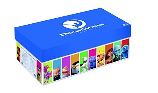 Dreamworks Pack (23 discos) [DVD]: Amazon.es: Animación, Vv.Aa ...
