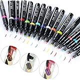 Nails supreme nail art sets 2x10 colours matt and metallic sets tonsee 16 colors set nail art pen for 3d nail art diy decoration nail polish pen prinsesfo Image collections