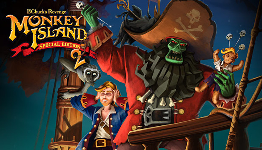 Monkey IslandTM 2 Special Edition: LeChuck's RevengeTM [Online Game Code]