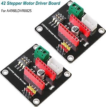Driver DRV8825 A4988 stepper motor Tablero de expansión de control ...
