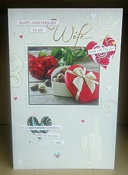 Joyeux Anniversaire A Ma Femme Avec All My Love Roses Et Chocolats