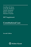 Constitutional Law: Seventh Edition, 2017 Supplement (Supplements)