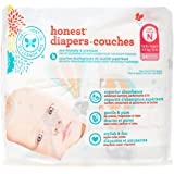 The Honest Company Diapers, Balloons, Newborn, 34 Count