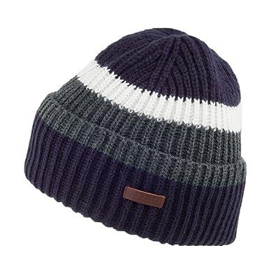 254eca5d9c9 Barts Hats Dirg Beanie - Navy 1-Size  Amazon.co.uk  Clothing