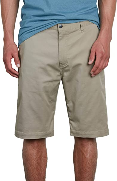 Volcom Mens Vmonty Chino Shorts Casual Shorts