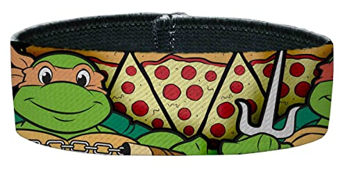 Classic de las Tortugas Ninja tortuga plantea Pizza ...