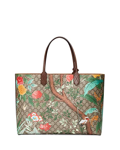b65cf209 Amazon.com: Gucci Signature Tian leather fabric Supreme Italy GUCCI ...
