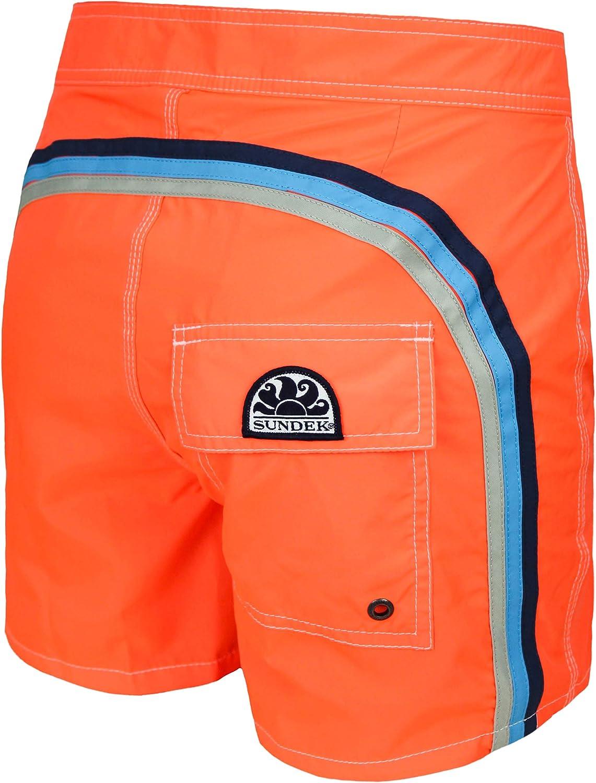 SUNDEK BS//RB-Low Rise Shorts de Bain Homme
