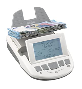 ratiotech 00056600 Dinero Báscula RS 1000: Amazon.es: Oficina y papelería