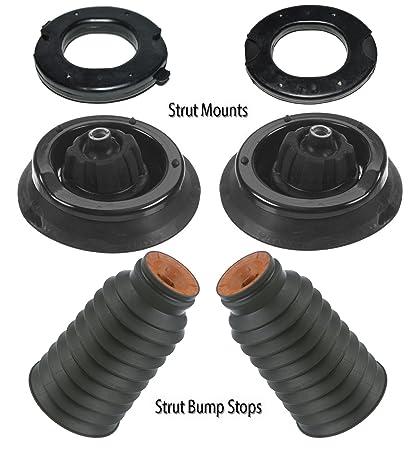 Amazon.com: MERCEDES W203 FRONT STRUT MOUNTS + BUMP STOPS BOOT 2033200944 + 2033200273 SET 8: Automotive